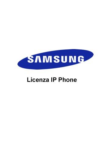 Licenza KP-AP9-WSS/EUS Samsung