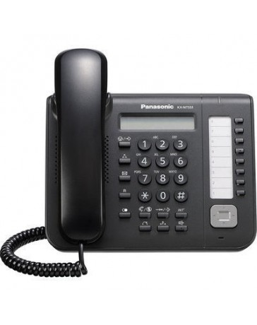 Telefono digitale KX-DT521NE-B Panasonic