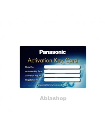 Licenza KX-NCS4501WJ Panasonic