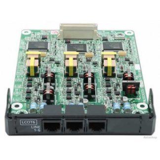 Scheda di espansione di linea KX-NS5180X Panasonic