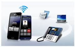 OfficeServ Communicator Professional KP-AP8-WHC Samsung
