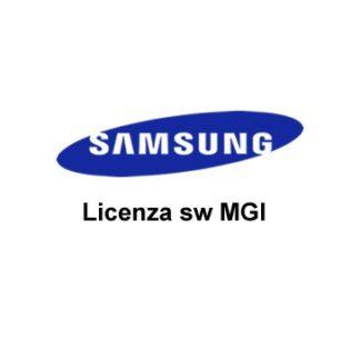 Licenza SW KP-AP7-WMG Samsung